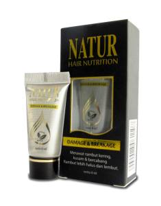 Natur Hair Nutrition Damage and Breakage